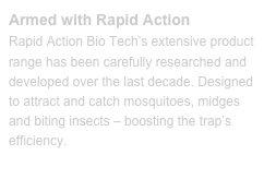 Armed with Rapid Action